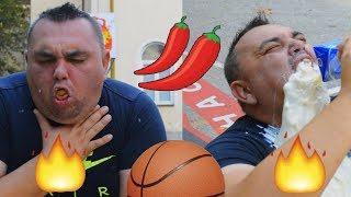Challenge Ljuta Paprika i Basketball