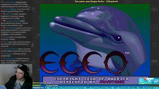 Ecco The Dolphin ч.1 - Игры по реквесту
