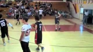 Ryan Cabrera the Basketball Star