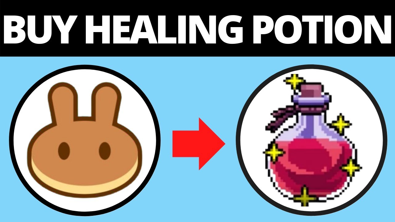 How To Buy Healing Potion Crypto Coin On Pancakeswap (HPPOT Token)