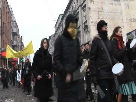 Poznan: Climate Change March