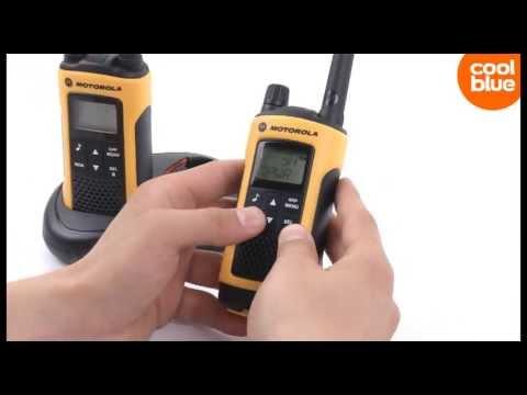 motorola tlkr t80. motorola tlkr-t80 extreme videoreview en unboxing nl-be) tlkr t80