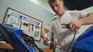 So Your Motorcycle Has a Dead Battery. Now What?   MC Garage