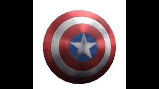 HOW TO GET CAPTAIN AMERICA'S SHIELD IN ROBLOX!!!