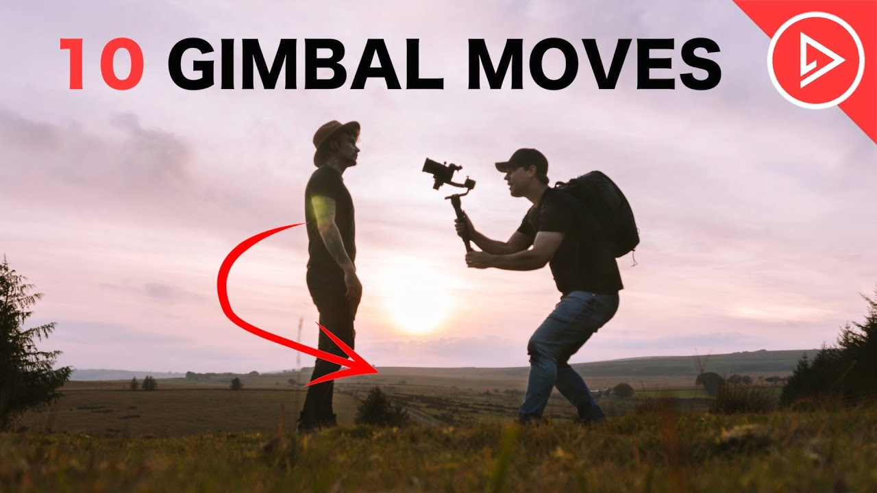 10 Gimbal Moves To Make ANYONE Look EPIC! Filmmaking Tips For Beginners