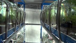 Bauanleitung: Wasserdurchlaufanlage für die Garnelen Zuchtanlage
