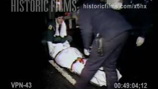 3 CAR ACCIDENT, 2 DOA 79 St & HENRY HUDSON PKWY - 1987