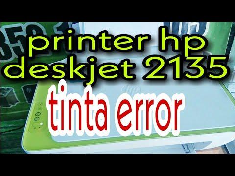 Cara mengatasi printer HP DEKSJET lampu berkedip eror memperbaiki printer hp tidak bisa di pakai.