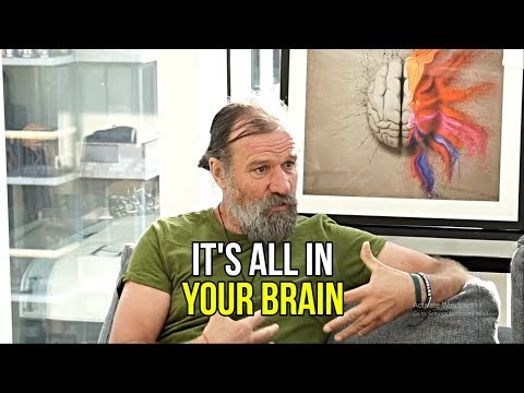 Brain Psychology | This Man Will Leave You Speechless | Wim Hof