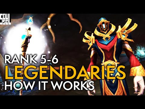 Crafting Legendaries Looks GREAT In 9.1! + Other Profession Changes