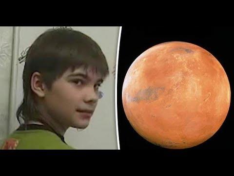 BORISKA: Dječak s Marsa (Uvod u fantastičnu priču).