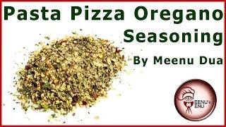 Pizza Pasta Oregano Seasoning