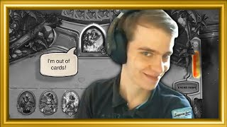 Beating INFINITE Paladin With This ULTIMATE, FATIGUE ROGUE!