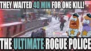 The Most Dedicated Rogue Police in The Division History