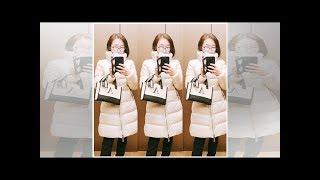 加護亜依、鏡に映る自分の顔に「老けたな。」 ************************...