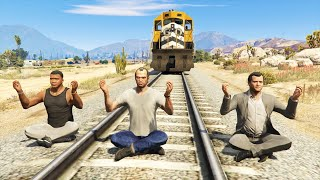 GTA 5 FUNNY/CRAZY MOMENTS #4 (GTA 5 Fails Funny Moments)