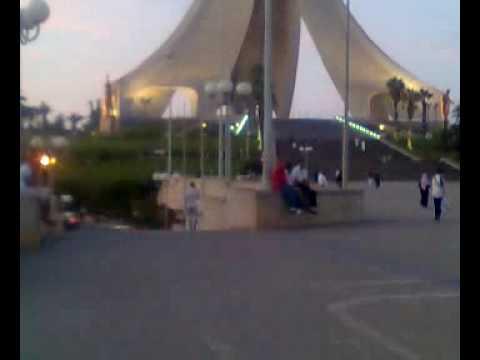 Alger - Makam chahid oct 2009