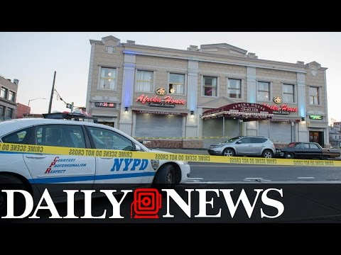 Deadly Shooting At Brooklyn Christening Family Feud