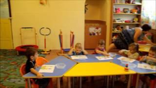 Фронтальное занятие по сенсорному воспитанию