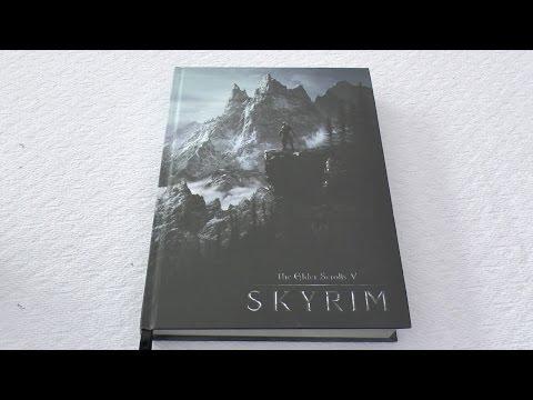 Skyrim - The Elder Scrolls V - Collector's Edition Guide