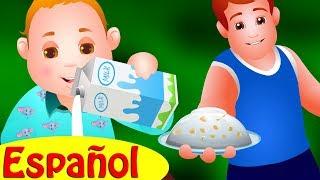 Johny Johny Sí Papá | Parte 4 | Canciones infantiles en Español | ChuChu TV