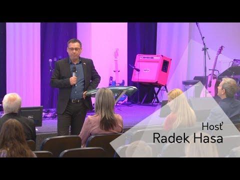 Hosť Radek Hasa - LIVE 18.11.2018