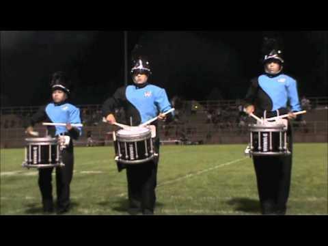 Widefield High School Drumline (2011-2012)