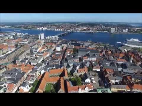 Aalborg Kommune fra luften - 2016 - BLF