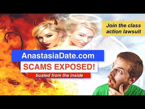 Help STOP Online Dating Website SCAMS. If You've Been SCAMMED, Join The Class Action Lawsuit!