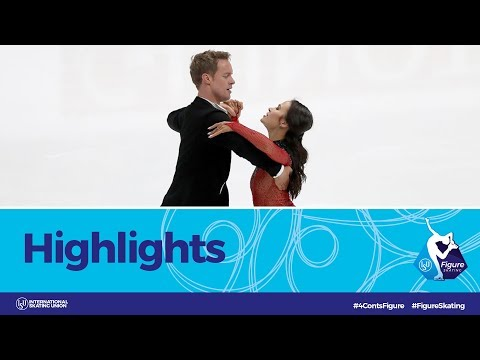 Senior Ice Dance Victory Ceremony - Golden Spin - Dec. 08, 2018 - Betina Popova / Gilles Poirier from YouTube · Duration:  5 minutes 14 seconds