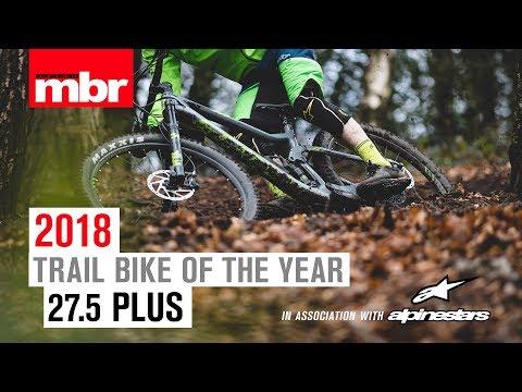 Scott Genius 720 | 27.5 Plus Trail Bike of the Year 2018 | Mountain Bike Rider