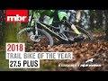 Scott Genius 720   27.5 Plus Trail Bike of the Year 2018   Mountain Bike Rider
