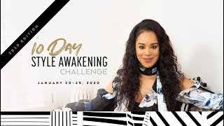 Join the Free 2020 Style Awakening Challenge with Lauren Messiah