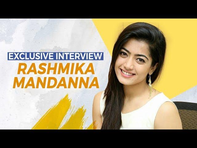 Karnataka Crush | Sarileru Neekevvaru | Rashmika Mandanna : I thought would be out of the industry