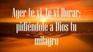 Valle De Lagrimas-Tomás Ocampo - [Pista Karaoke]