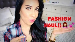 Fashion Haul: Clothing Accessories, Decor & Random FEAT. ForYourBigDate.com