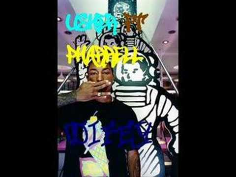 Usher ft Pharrell- Wifey