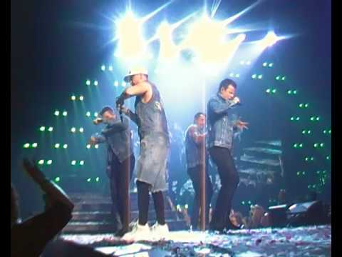 ~ NKOTB ~ Total Package Tour ~ Face The Music medley ~ 5 Jul 17 ~