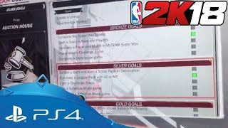 NBA 2K18 - MEGA MYTEAM LEAK!!! YOU CANT USE THE AUCTION HOUSE UNTIL WHEN!?! EARN THE AUCTION HOUSE!!