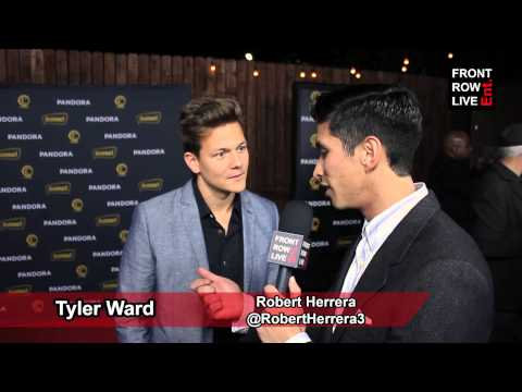 Tyler Ward talks new album, touring, and Justin Timberlake w/ Robert Herrera