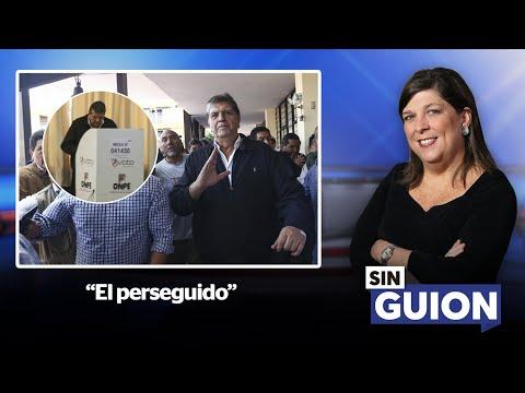 El perseguido - SIN GUION con Rosa María Palacios