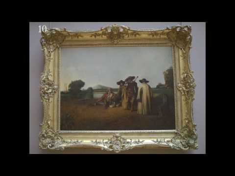 Une visite dans les galeries de peintures du Palais des beaux-arts de Lille