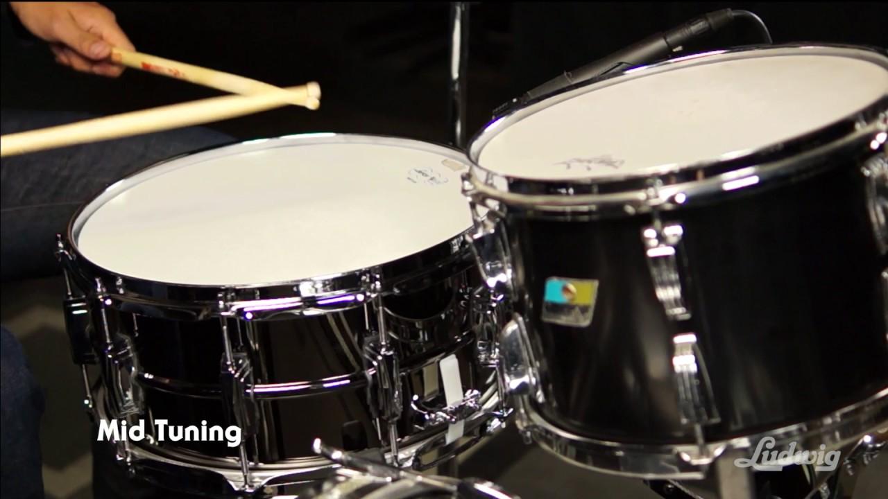 Supraphonic Black Beauty Snare Drum 6 5x14