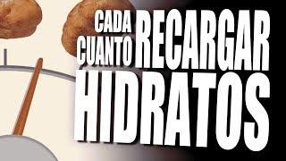 CETOSIS: FRECUENCIA DE RECARGA DE HIDRATOS | KetoBuffed