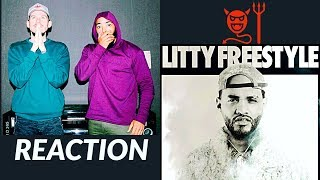 Joyner Lucas - Litty Freestyle - REACTION