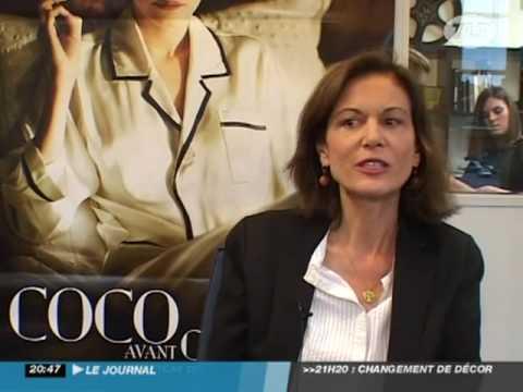 """Coco avant Chanel "" : Rencontre avec Anne Fontaine"