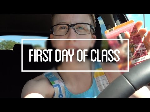 FIRST DAY OF CLASSES AT BGSU | Emily Yamsek