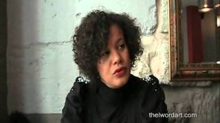 Vera Atchou interviewed by thelwordart.com