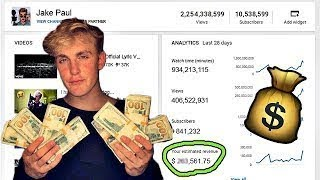 JAKE PAUL - The RICH Life - Net Worth 2017 FORBES