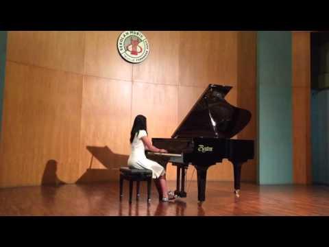 Doctor Gradus ad Parnassum - Claudee Debussy • Audrey Gracielle Cover
